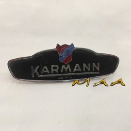 EMBLEMA LATERAL DO KARMANN GHIA ( MORCEGUINHO ) - UN